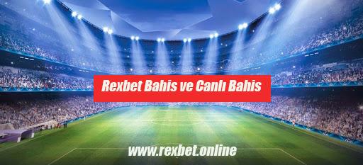 Rexbet Bahis ve Canlı Bahis