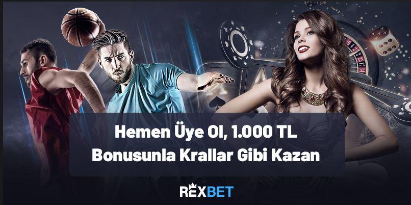 Rexbet Hoş Geldin Bonusu Nasıl Alınır?